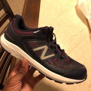 Woman's new balance running shoe